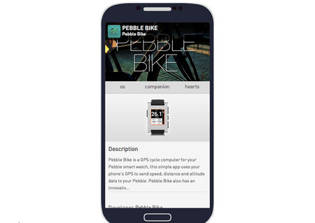 Pebble app store to open soon, ready for the Pebble iOS and Android app