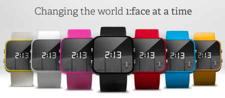Website of the day: 1Face Watch
