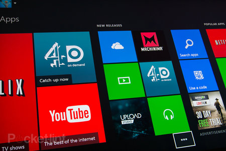 Xbox One: The apps available on day one, Netflix, Lovefilm and more