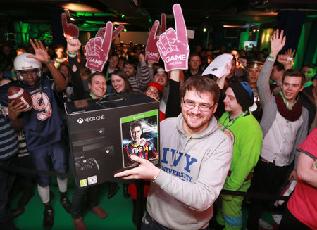 Xbox reveals first Xbox One owner as London launch event goes with a bang