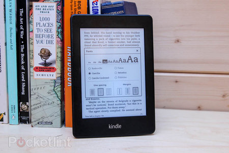 Next-gen Amazon Paperwhite e-reader tipped for Q2 2014 with high-res display