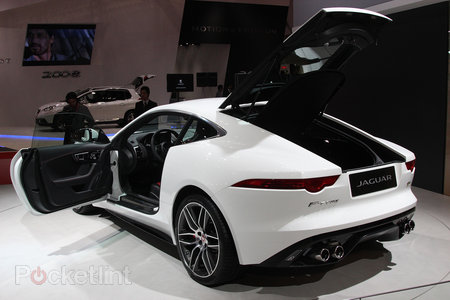 Jaguar F-Type R Coupe pictures and hands-on - photo 5