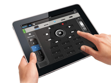 One For All Nevo app and Wi-Fi bridge turn your iPad or Android tablet into an universal remote
