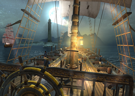 Assassin's Creed: Pirates coming to Android and iOS in December
