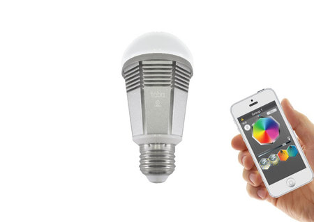 Philips Hue gets competition in the more affordable, easier to set up Bluetooth Lumen Smartbulb