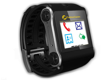 Mirasol low-power screen tech appears on sale in Appscomm Fashioncomm A1 smartwatch