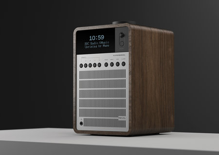 Revo SuperSignal DAB Bluetooth Radio brings retro style to modern tech
