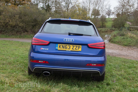 Hands-on: Audi RS Q3 review - photo 13