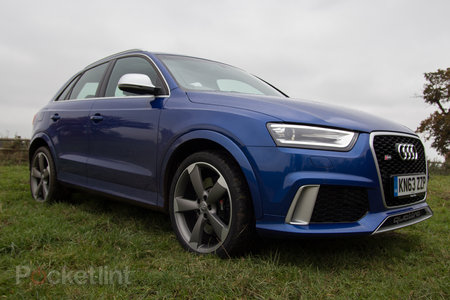 Hands-on: Audi RS Q3 review - photo 6