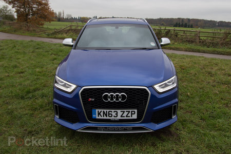Hands-on: Audi RS Q3 review - photo 7