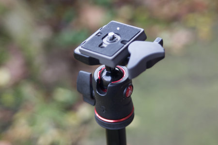 Hands-on: Manfrotto BeFree tripod review - photo 3