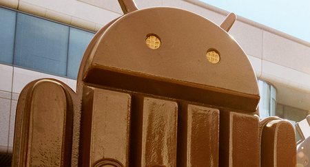 KitKat sits at 1.1 per cent Android marketshare less than a month after launch