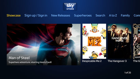 Sky Store opens its doors to all, anybody can rent movies not just Sky subscribers