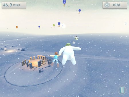 The Snowman and The Snowdog game hits iPad, iPhone and Android in time for Christmas - photo 3