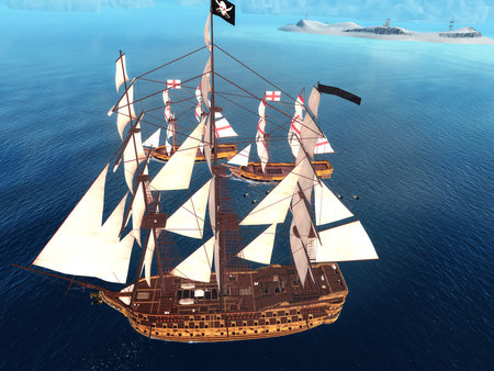 Assassin's Creed: Pirates now available for iPhone, iPad, Kindle Fire and Android - photo 5