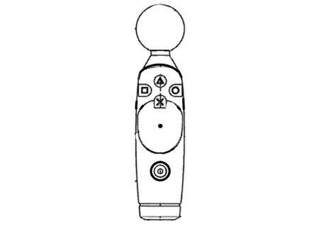 Is this a new PlayStation Move controller with touchpad for PS4?