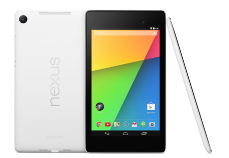 Google announces white edition of Nexus 7 with 32GB storage for UK, US