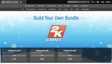 Gamefly Digital sale means you can build your own cheap bundle