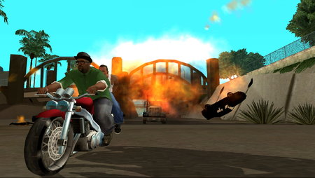 Grand Theft Auto: San Andreas (iPhone & iPad) review - photo 1