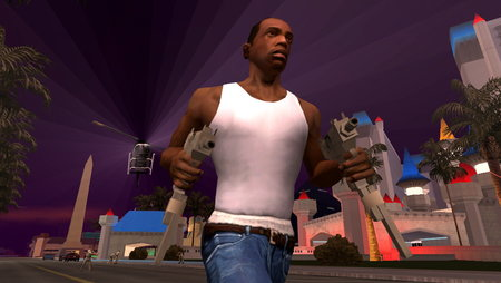 Grand Theft Auto: San Andreas (iPhone & iPad) review - photo 11