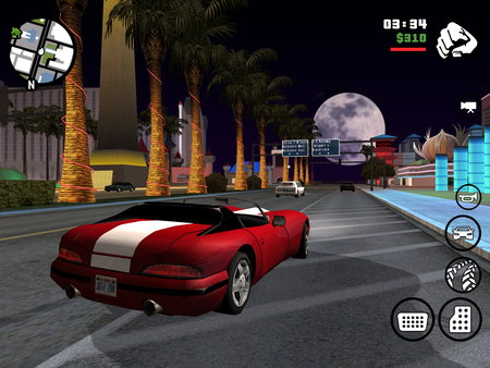 Grand Theft Auto: San Andreas (iPhone & iPad) review - photo 14