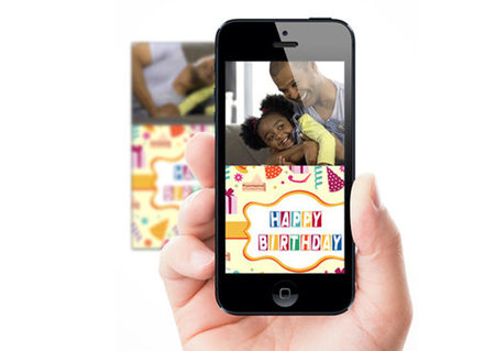 Got an HP printer? Print your own augmented reality Christmas cards using HP Live Photo