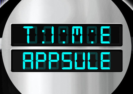 TimeAppsule mobile lets you send messages, pics and videos locked to open at a certain time