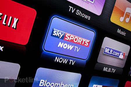 Apple TV owners can now access Sky Sports through Now TV Day Pass