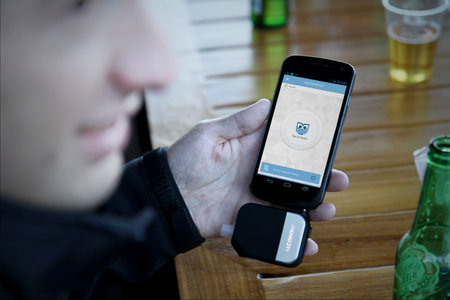 Alcohoot 'police-grade' breathalyser launches for iOS and Android devices