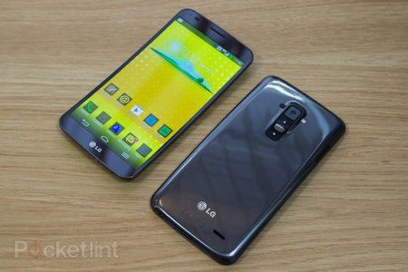 Hands-on: LG G Flex review - photo 1