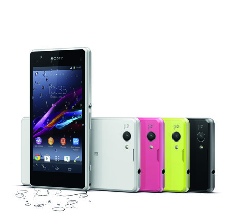 Sony Xperia Z1 Compact: Smaller in size, but not smaller in spec