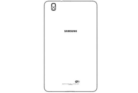 Samsung Galaxy Tab Pro 8.4 (SM-T320) spotted on FCC site