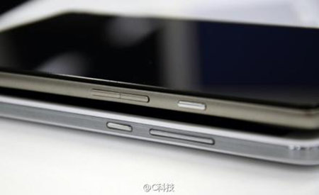 Huawei Ascend Mate 2 with 6.1-inch screen leaked