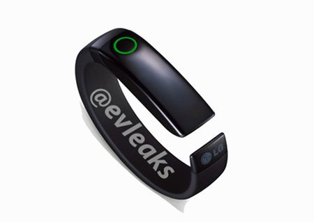 LG Lifeband Touch leaks ahead of expected CES reveal next week
