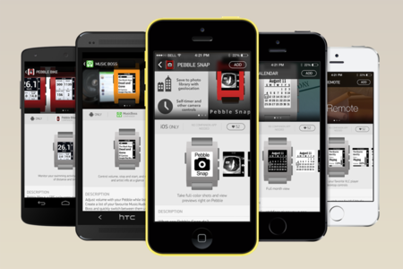Pebble appstore coming before end of January 2014