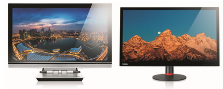 Lenovo unveils 28-inch 4K monitor with Android KitKat built-in