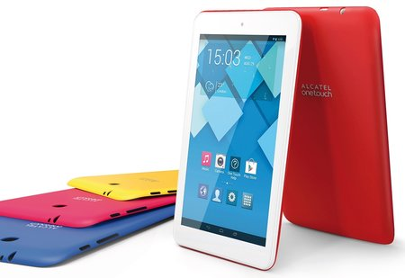 Alcatel OneTouch Pop 7 and Pop 8 tablets add a dash of colour to Android thrills