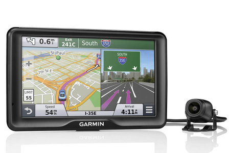 Garmin updates satnavs: Nuvi 2798LMT gets rear camera, Essential Series updates, HUD+ offers new app