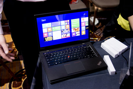 Hands-on: Lenovo ThinkPad X1 Carbon (2014) review - photo 1