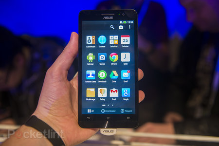 Asus Zenfone: Hands-on with the budget 4, 5 and 6-inch Android smartphones - photo 1