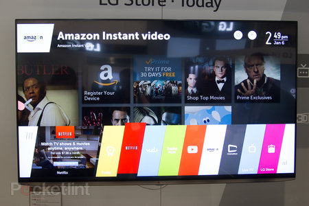 Hands-on: LG WebOS TV review - photo 1