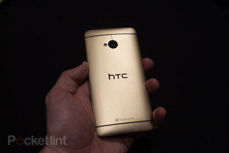 The One you can buy: HTC One Gold pictures and hands-on