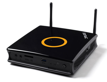 Zotac Zbox Steam Machine announced, looks more like a router than a console