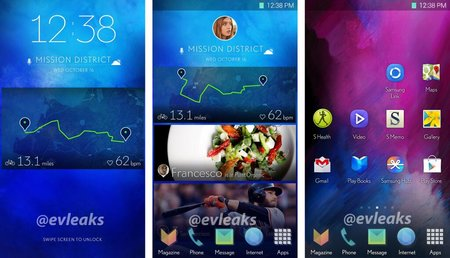 Samsung Galaxy S5 could launch with all-new UI