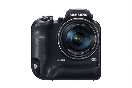 Samsung's new WB smart camera line-up offers something for all the family - photo 1