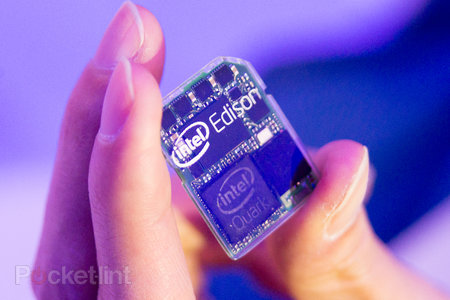 Intel debuts SD card-sized computer called Edison (video)