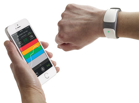 Mio Link lets you monitor your heart rate with a $99 wristband