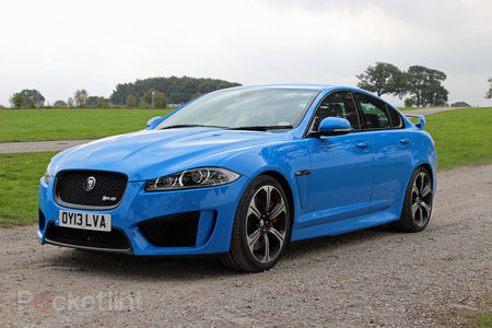 Hands-on: Jaguar XFR-S first drive