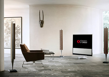 Opera SDK to power Bang & Olufsen's smart TV platform