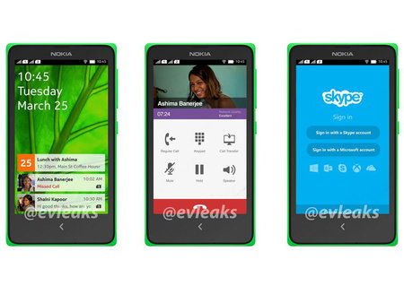 Nokia Android smartphones leak in picture form, Asha or something else entirely?